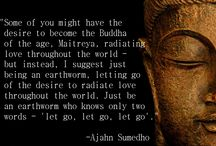 Ajahn Sumedho Quotes / Buddhist Wisdom