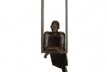 Jean Louis Corby. Sculptures.