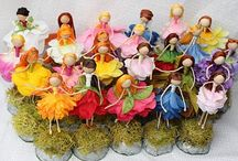 Fairy garden tutorials / by Devera Brower