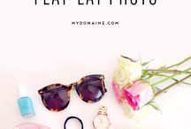 Photography | Flat lay