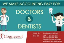 Accounting Services for Doctors & Dentists
