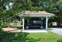 Carports / by Kim Wennerberg