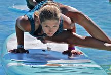 BOGA Yoga SUP- Paddleboards / BOGA YOGA- The Original Paddleboard for Yoga on water, shaped and designed specifically for fitness on water. The #1 selling SUP Yoga Board in the World.