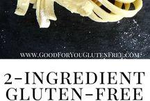 Pâte italienne sans gluten maison