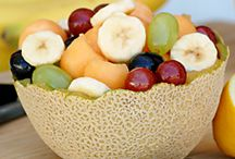 Rooty Tooty Fresh N Fruity / fresh fruit recipes.... / by Sylvia Williams