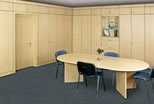 Storage Wall / Storage Wall - Floor To Ceiling Storage Wall Systems - BT Office Furniture UK