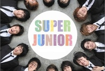 Super Junior / Super Junior is a Korean K-Pop Group and I am an ELF for ever :)
