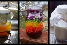 eat share love - fermenting