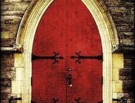 Home - Doors / by Diana Villabon-Perez