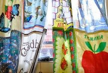 Sewing / Creative inspiration - sewing and textiles