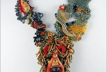 freestyle -peyote- jewelry / színek és formák harmóniája
