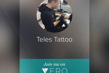 Teles tattoo