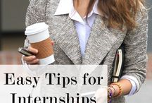 Rock that internship! / Tips, tricks, and humor about being an intern! / by Ursuline College