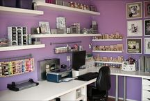 Office/craft Room / by Christy McCort