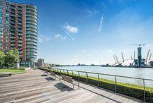 New Providence Wharf / Inside New Providence Wharf | London E14