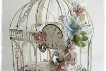 altered birdcages