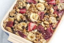 RECIPES:  Breakfast / Breakfast recipes / by Jenny @ jennycollier.com