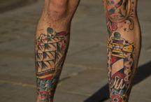 Inspires old school tattoo
