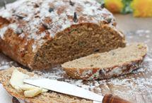 Baking Bread - Brot Backen / Recipes for homemade bread  - Rezepte für selbstgemachtes Brot und Gebäck