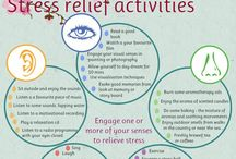 stress management / by Abigail Piner