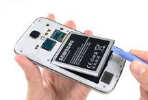 Sustitución de la batería del Samsung Galaxy S4 / Si necesita cambiar la batería de tu Galaxy S4,echa un vistazo a esta guía.