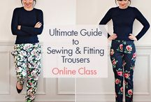 My favourite sewing patterns