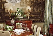 Dinning Rooms / Dining rooms décor, design, furniture and a place to call home