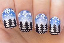 Nail Art - Christmas Nails
