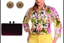 Look de Sexta - Primavera/Verão2014-15 / Inspirações de Looks Marden Plus Size para arrasar  no final de semana