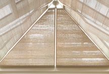 Roof Lantern Blinds: Just Roof Lanterns / A collection of images of roof lanterns with blinds installed gently filtering sunlight creating a lovely dapple affect.