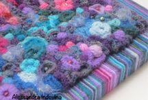 Freeform crochet / Crochet freeform