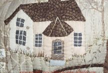 Malgorzata JJ: The irish cottage quilt / Love this pattern and the design, enjoying the journey <3