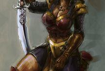 Black female cartoon superheroes