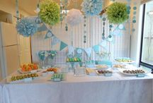 Leigh baby shower