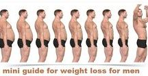 mini weight loss guide for men