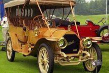 geçmiş yıllardan günümüze kadar ulaşan arabalar