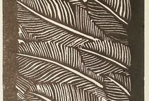 lino/woodcut