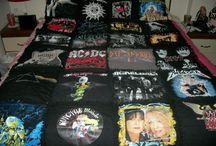 Band Shirt Decke