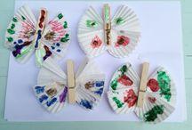 kids art and crafts ideas