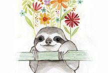 sloth ^.^
