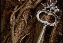 Keys / by Chloe Urkow