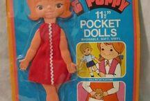 flatty dolls/ bambole piatte... da comprare / cerco queste bambole per acquistarle