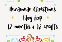 Handmade Christmas 2016 / 12 Bloggers working together to create 12 handmade Christmas gifts throughout the year of 2016! Each month a new gift for you to create will be showcased!