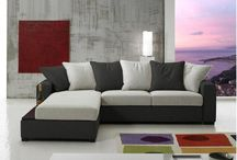 Sofas / A lot of different models, all very comfortable and with a catchy design ! Choose the one you like the most !