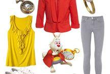 Alie in wonderland costume