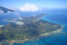 les iles gambier (polynésie)