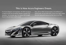Sports Cars / by Hillside Honda