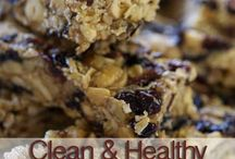 Healthy sweets, treats and desserts / by Casey K