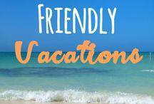Vacations  / by Marlena Boatright