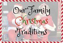 Family + Holidays